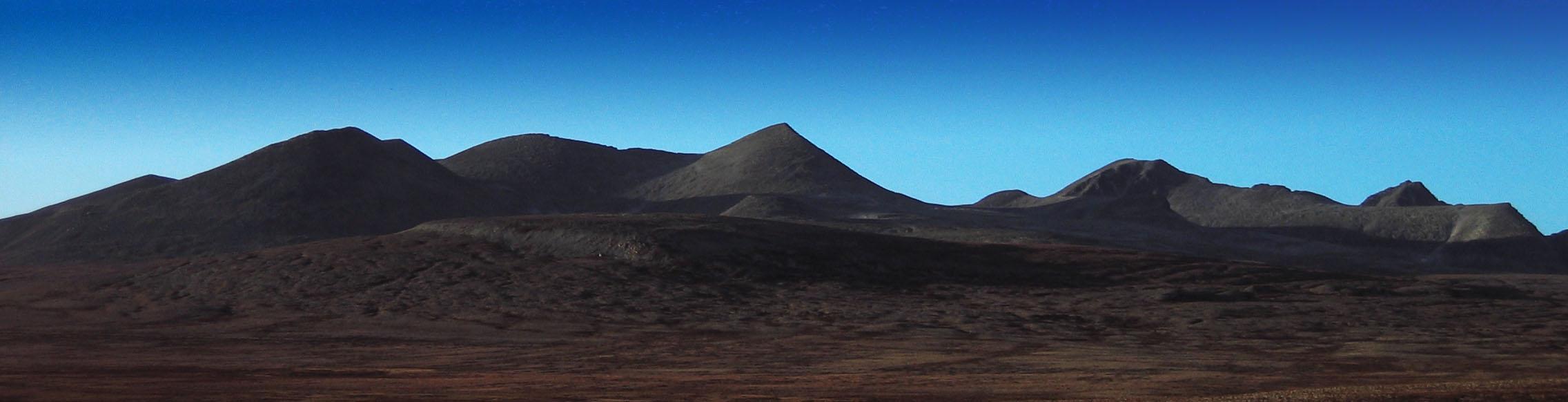 Rondane panorama