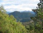 Utsikt mot Norddalsfjordbrua